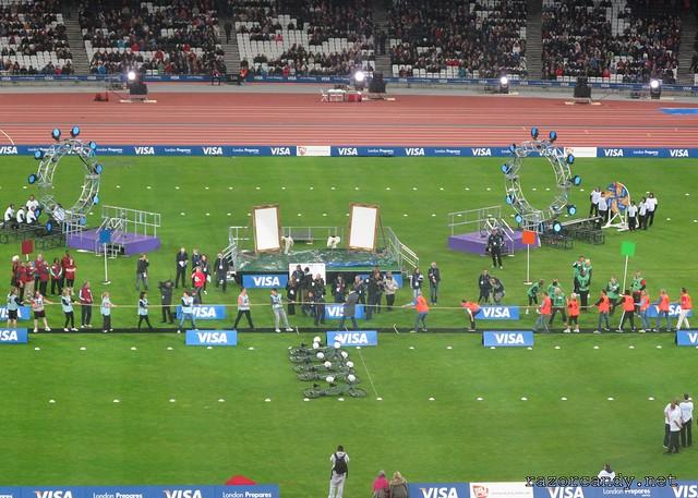 Olympics Stadium - 5th May, 2012 (81)