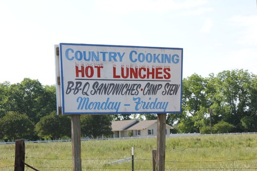 Hot Lunches