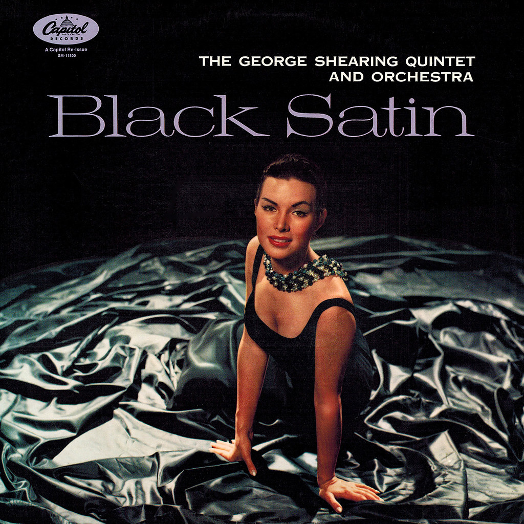 George Shearing - Black Satin