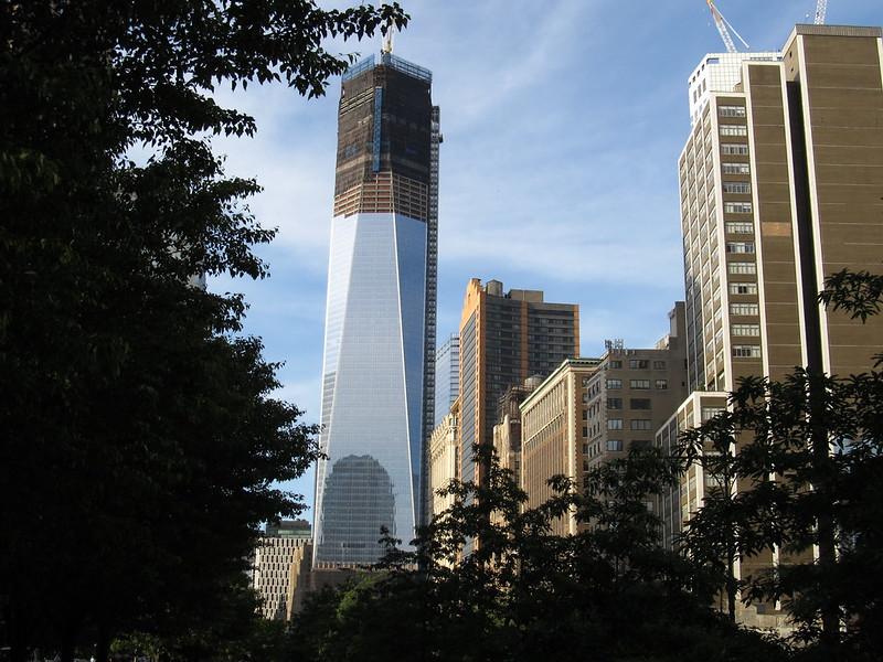 مركز التجارة العالمي الجديد - 1 WTC | صور