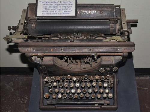 Manhattan Typewriter(1900)