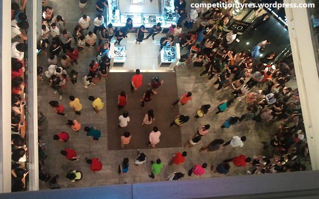 flash mob 313 may2012