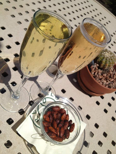 Anniversary cuvee & Va de vi - Gloria Ferrer Winery