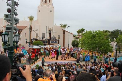Disney California Adventure grand reopening