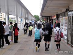Aomori JR station