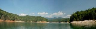 Jocassee Panorama 2