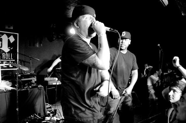 El-P @ RNR Hotel w/ Killer Mike and Mr. Muthafuckin' eXquire July 15, 2012