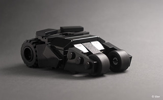 Lego Batman mini Tumbler