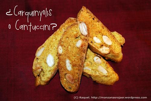 Carquiñoles / Carquinyolis / Cantuccini