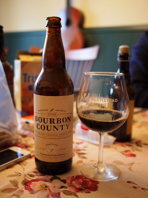 2010 Bourbon Country Brand Vanilla Stout