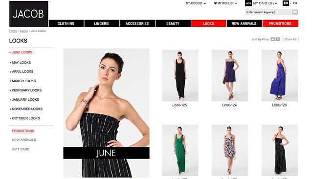 Jacob Online Website