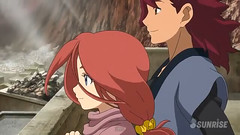 Gundam AGE 3 Episode 38 Kio The Fugitive Youtube Gundam PH (32)