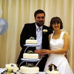 Martin finds cake...