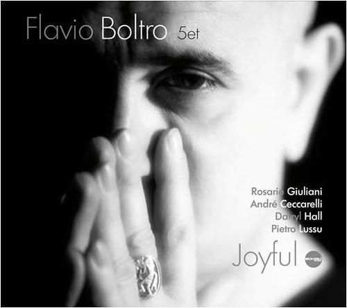 JOYFUL , nuovo album di Flavio Boltro by cristiana.piraino