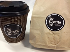 6oz Espresso Bar, McCallum Street