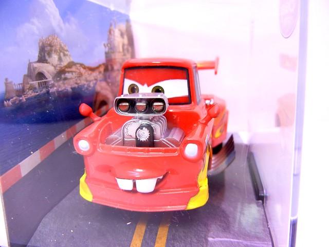 disney store cars 2 chase lightning mater (2)