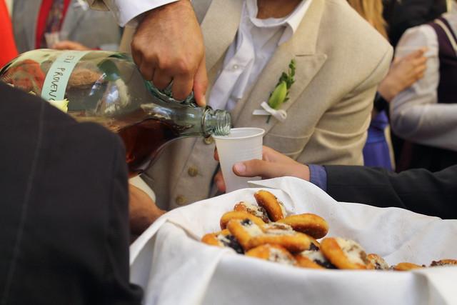Vin de Provence et Koláčky, le mélange des cultures.