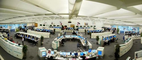 NATS' Swanwick Centre - Area Control