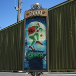 Studio Tour - Universal Timeline - How the Grinch Stole Christmas