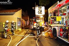 Scheunenbrand Sonnenberg 28.07.12