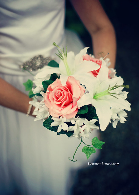 communion flowers