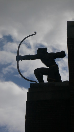 East Finchley Archer