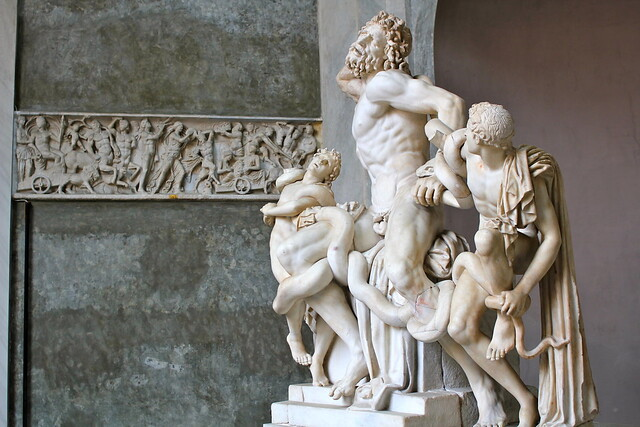 Laocoön and His Sons