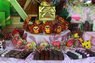 Yummy San Fran chocolates