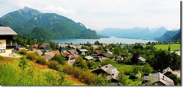 聖沃夫岡湖(From St. Gilgen)