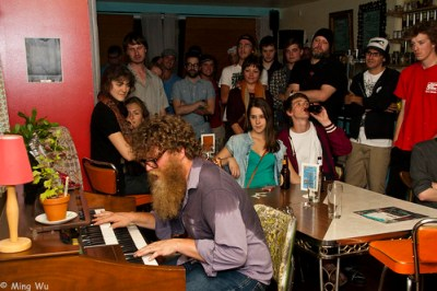 Ben Caplan @ Raw Sugar Cafe