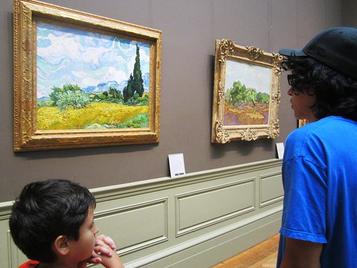 Apreciando a Van Gogh
