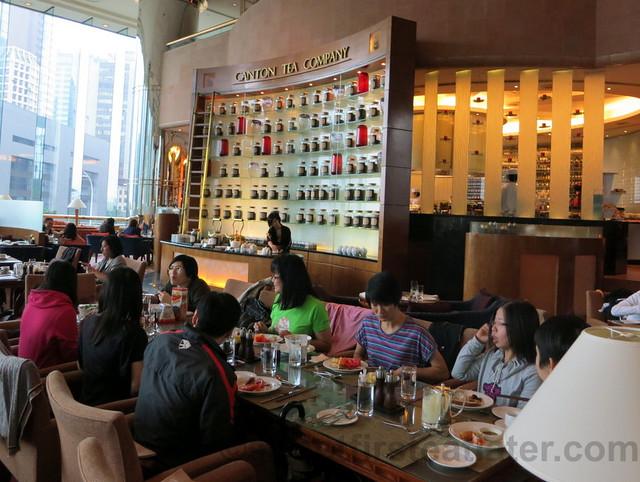 Afternoon Tea @ The Lounge, JW Marriott Hong Kong-001