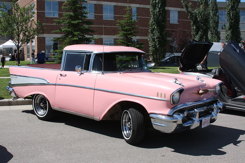 1957 Chevrolet Bel Air truck