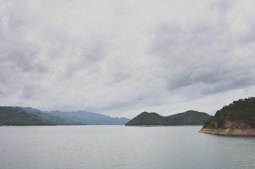 Si-Nakharin Dam