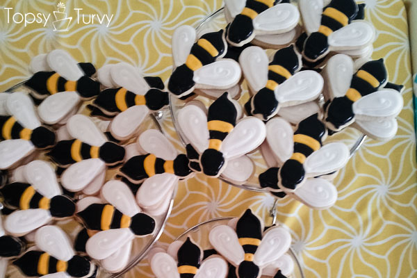 Bumble Bee Sugar Cookies Ashlee Marie Real Fun With