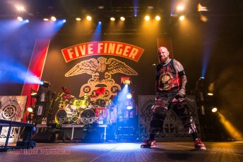 Five Finger Death Punch @ Abbotsford Centre - September 9th 2016