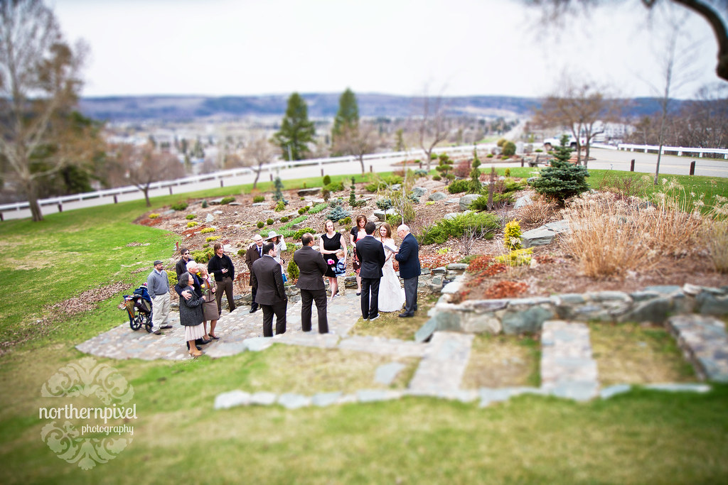 Connaught Hill Wedding- Prince George, BC