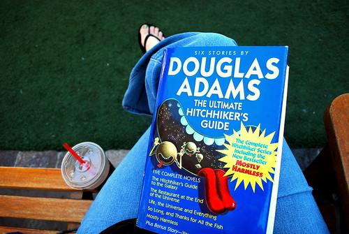 7 Days: Day 4 (Reading Break)