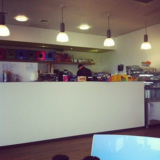 Day 26: where I shop. Our work cafe. #photoadayjune #catchingup