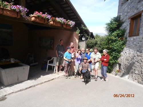Semaine n°5, de St-Jean-de-Maurienne à Avigliana