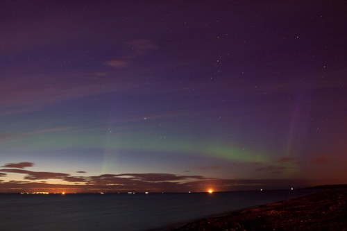 Northern Lights - 16-07-2012 #1