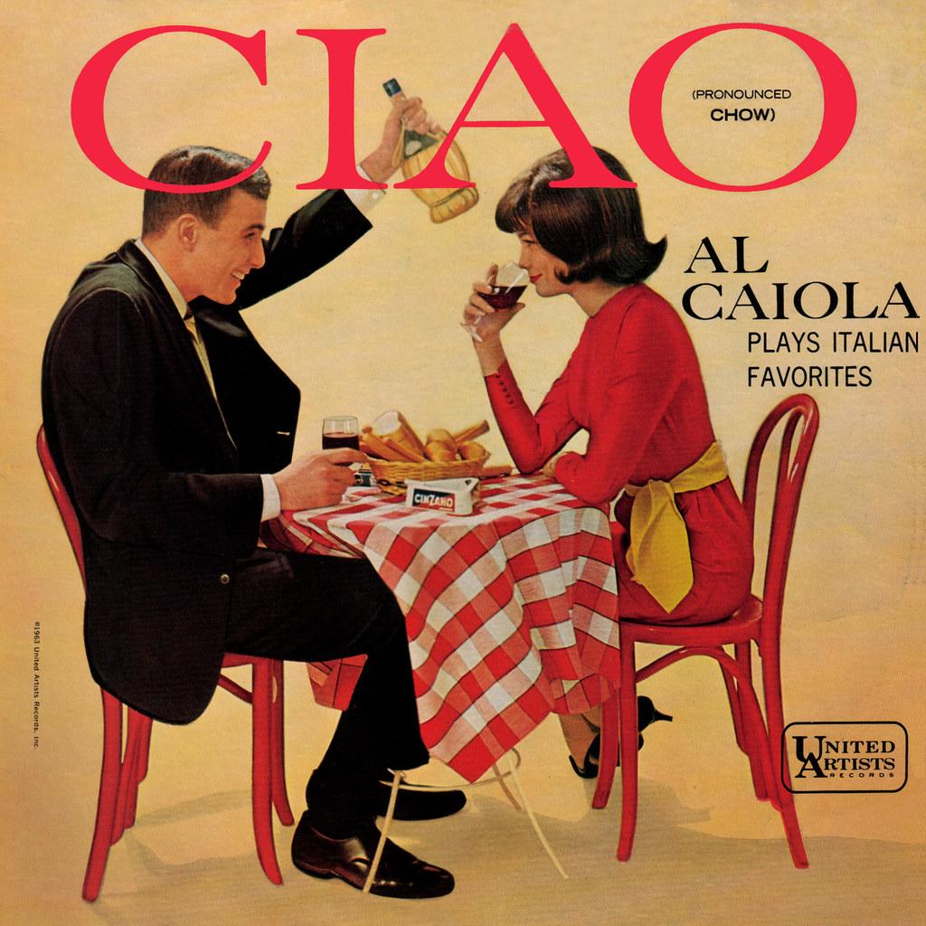 Al Caiola - Ciao