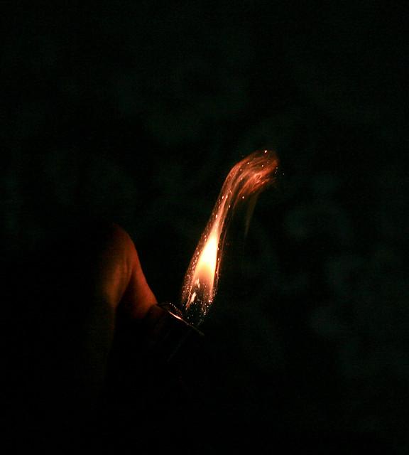 Lighter Sparks