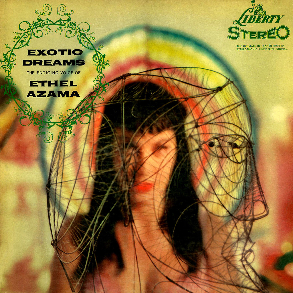 Ethel Azama – Exotic Dreams