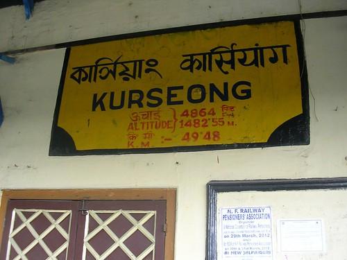 Kurseong Station