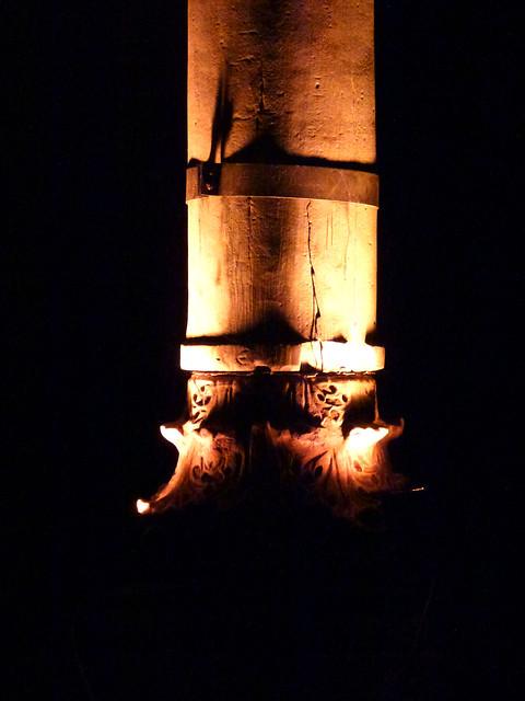 Istanbul - avril 2012 - jour 5 - 030 - Citerne basilique (Yerebatan Sarnıcı)