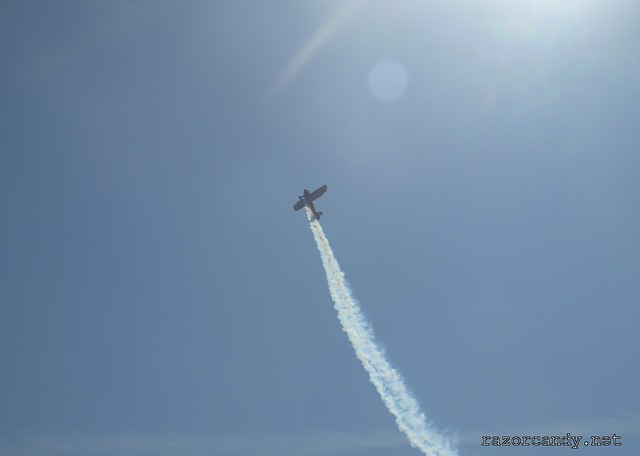 Wingwalkers - Southend Air Show - Sunday, 27th May, 2012 (3)