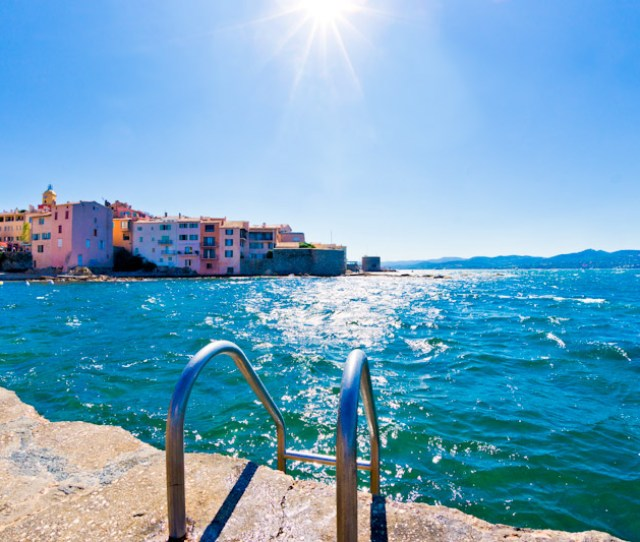 St Tropez In The Summer Celebrity Vacation Hot Spots