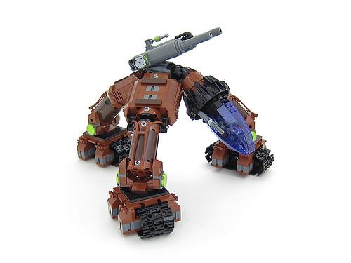 Bruiser Tactical Tank Mech
