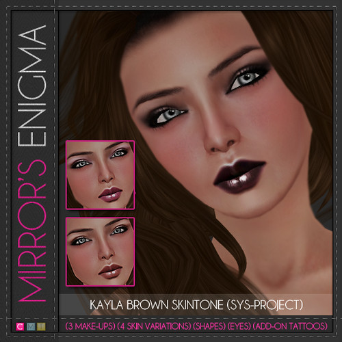 Kayla Brown Tone (SYSProject July)
